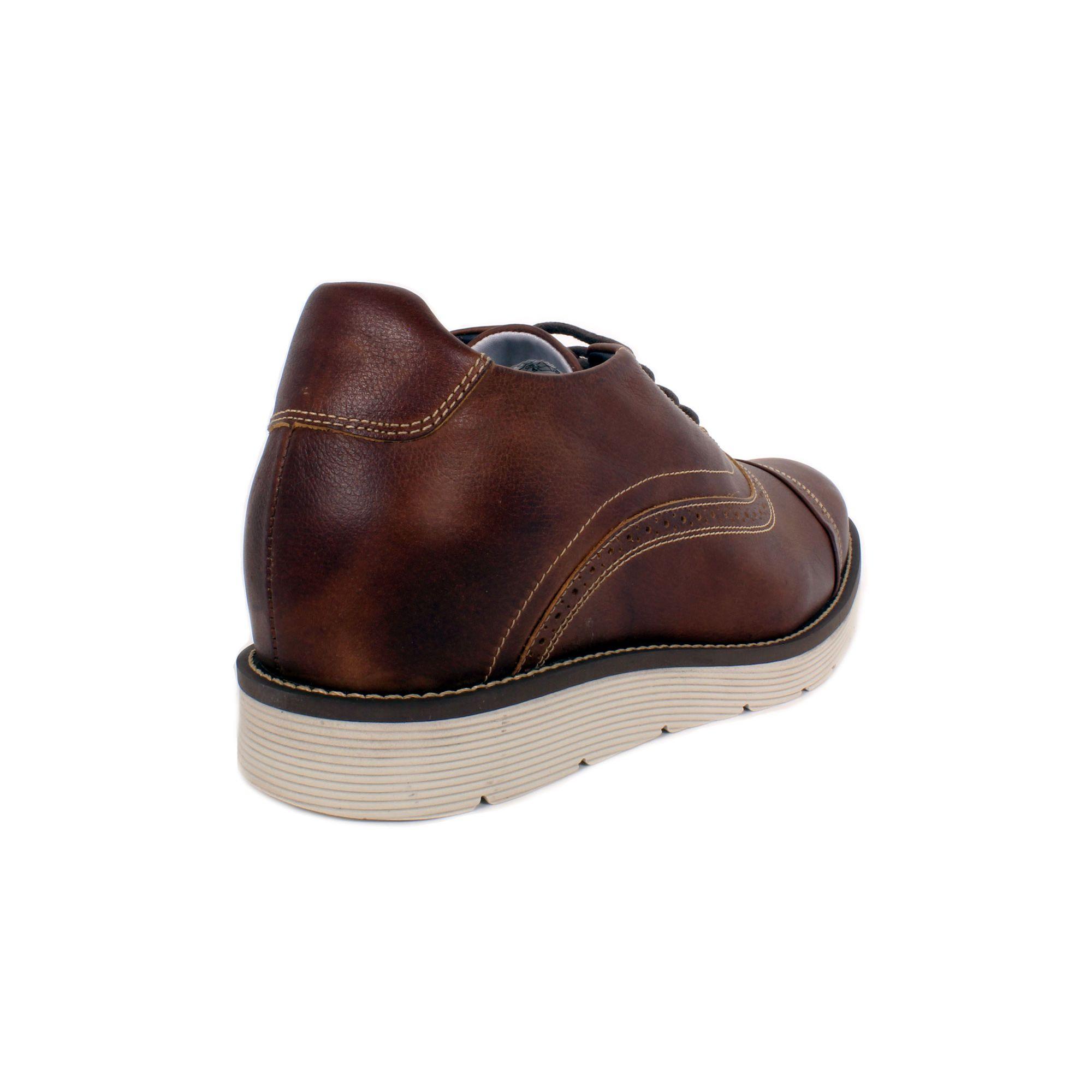Zapato Casual Casino Café Max Denegri +7cm de Altura_70952
