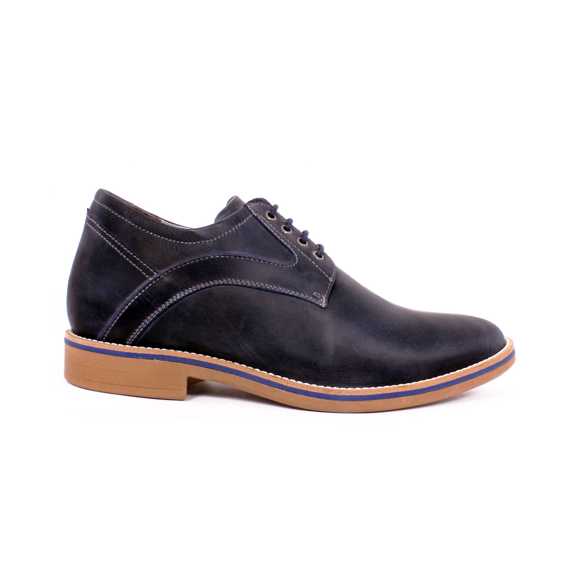 Zapato Casual Culture Azul Max Denegri +7cm de Altura_70794