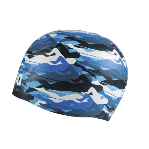 Gorro de Natación arena Unisex Poolish Moulded