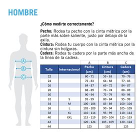 Traje de Baño para Hombre arena One Placed Brief_73462
