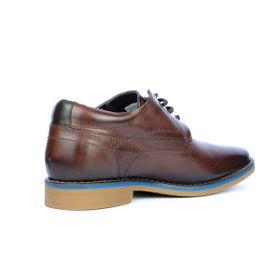Zapato Casual Citizen café Max Denegri + 7cms de Altura _75824