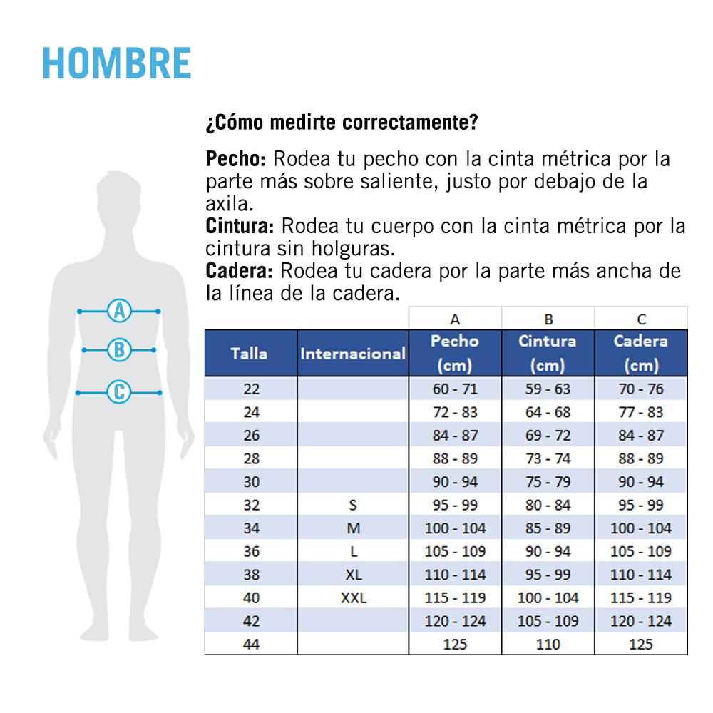 Chamarra Icons arena para Hombre Relax Team_73468