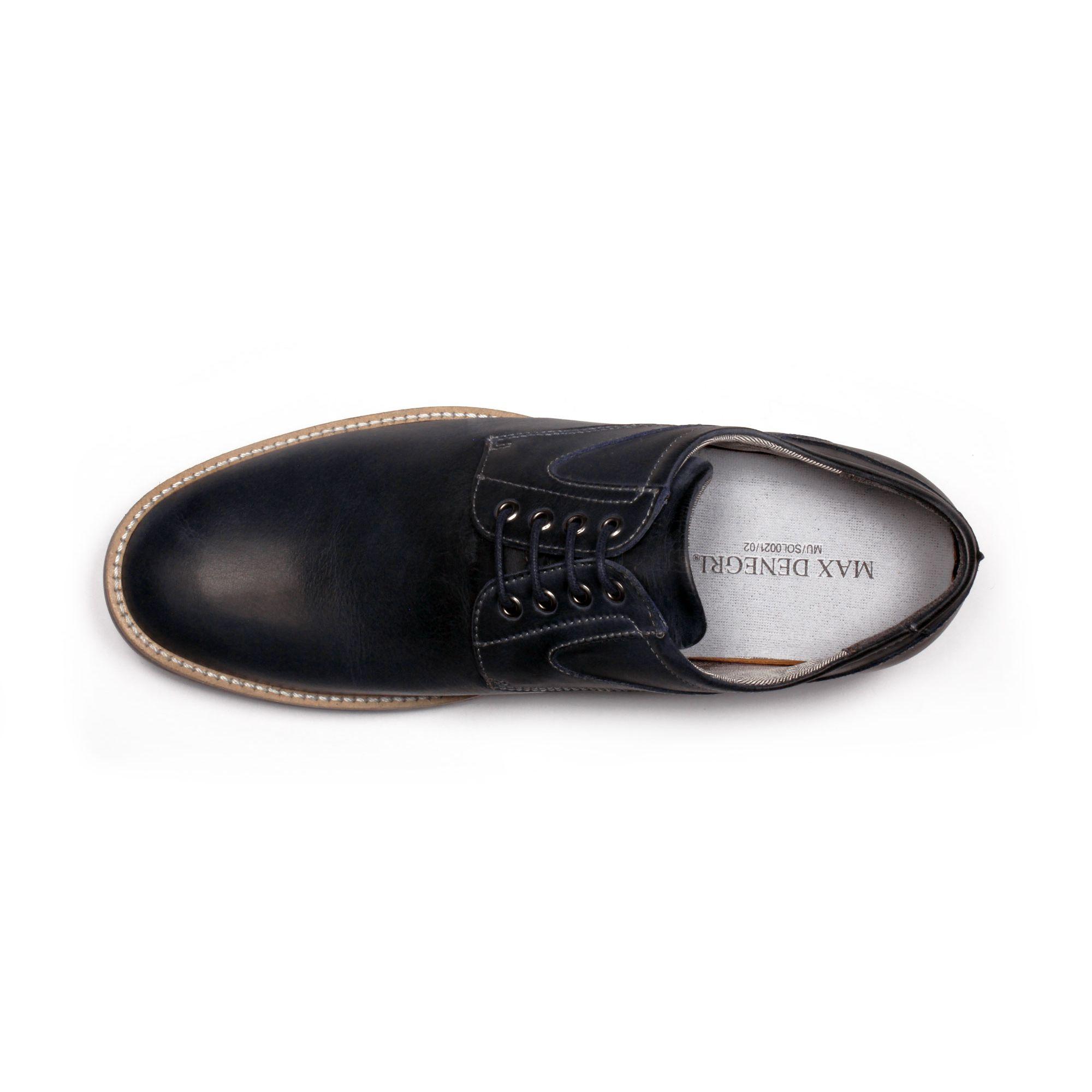 Zapato Casual Culture Azul Max Denegri +7cm de Altura_70876