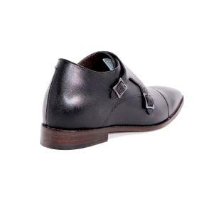 Zapato Formal Lawyers Negro Max Denegri +7cms De Altura_72743