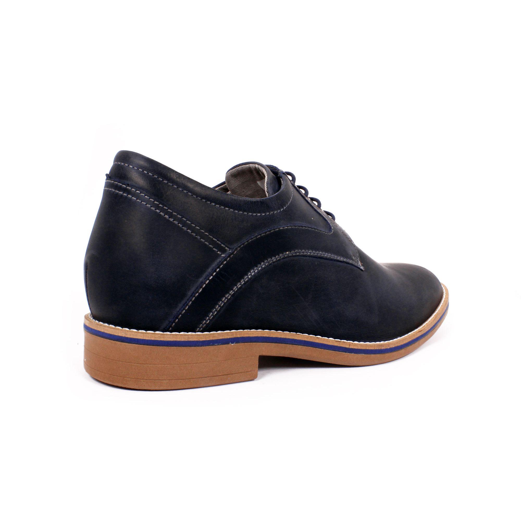 Zapato Casual Culture Azul Max Denegri +7cm de Altura_70795