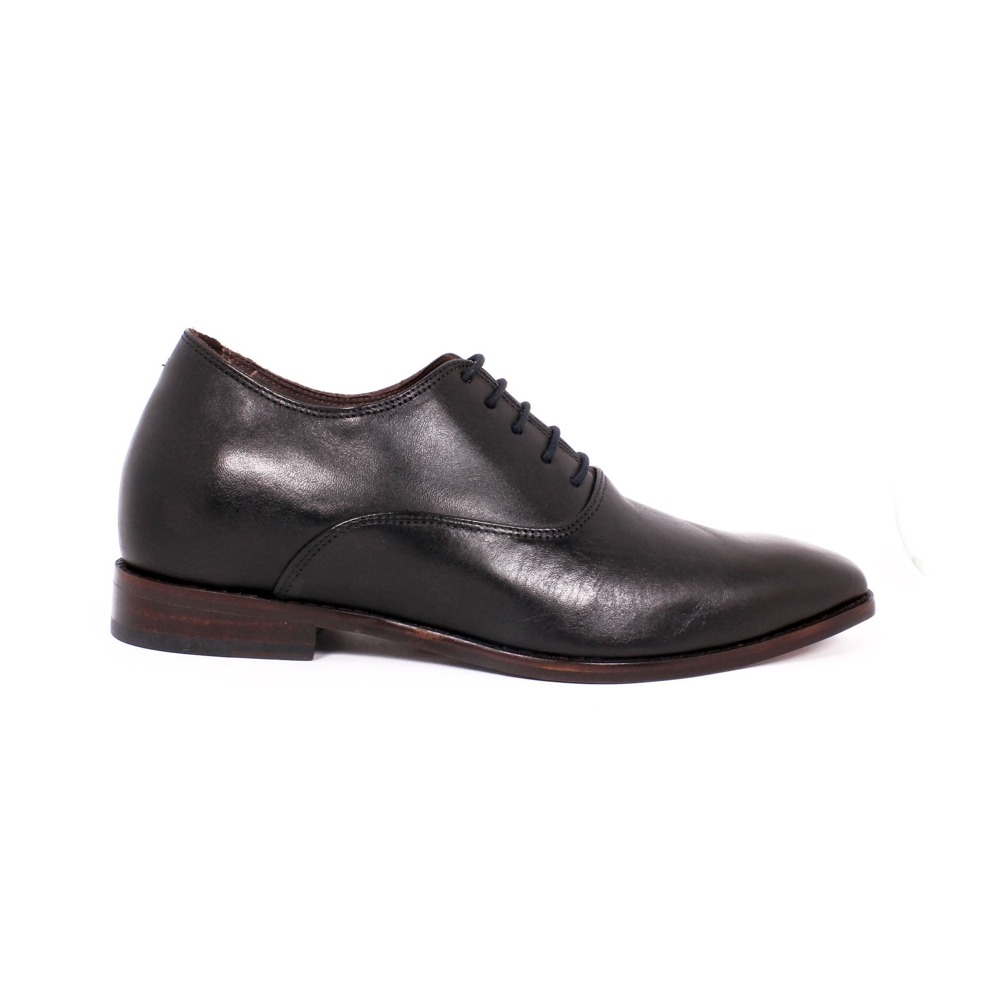 Zapato Formal Elegant Negro Max Denegri +7cm de Altura_70798