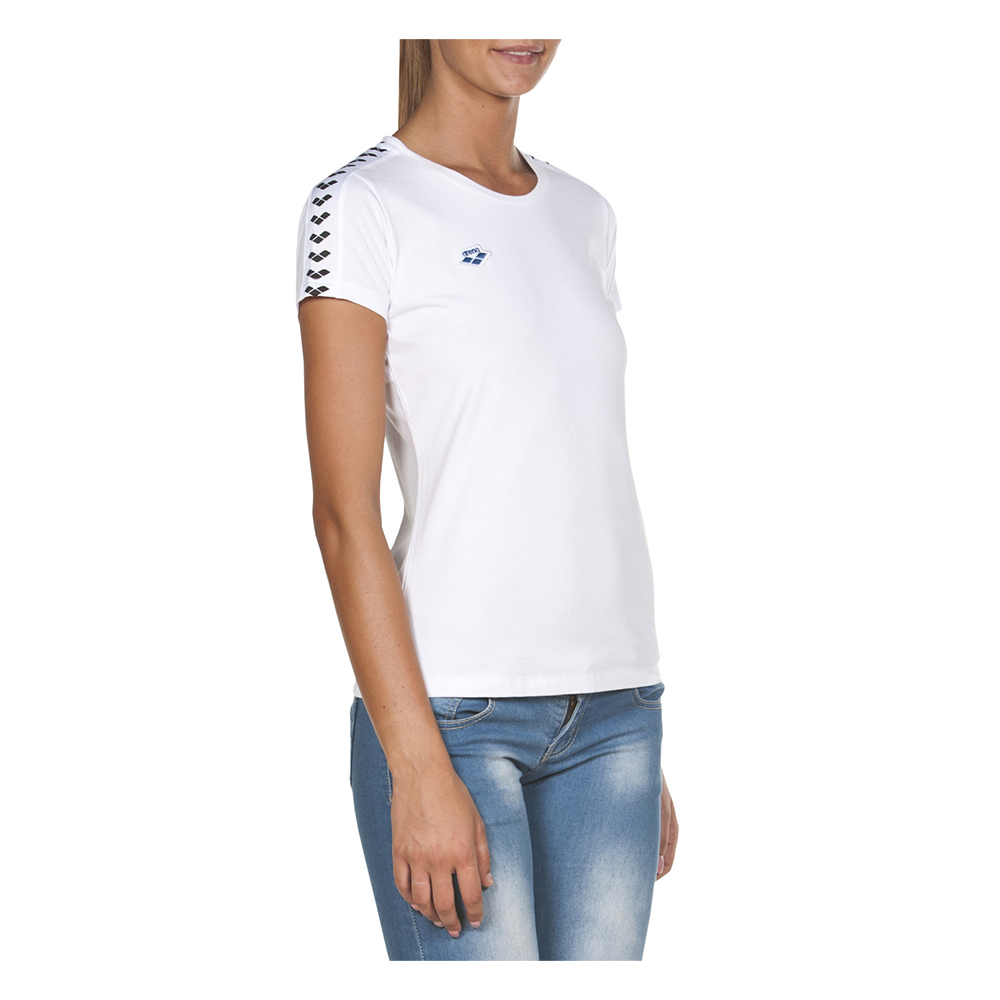 Camiseta Icons arena para Mujer Relax Team_5122