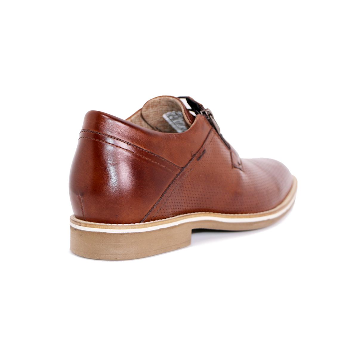 Zapato Casual Break Café Max Denegri +7cms De Altura_72701