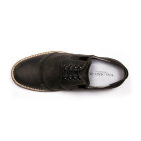 Zapato Casual Trend Gris Petroleo Max Denegri +7cm de Altura_70924
