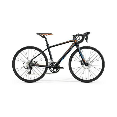 "Bicicleta Merida de Ruta para Niño Mission J Road Rodada 26"" 2018"