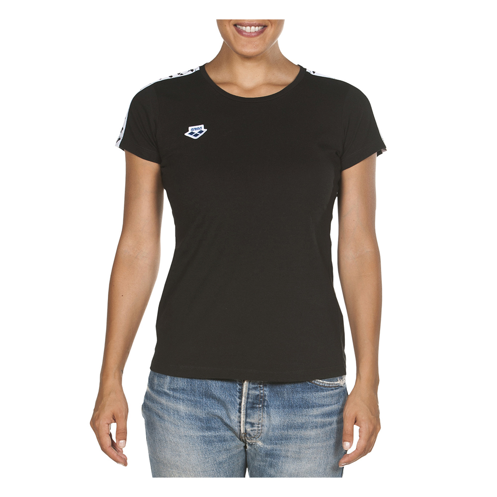 Camiseta Icons arena para Mujer Relax Team_5125