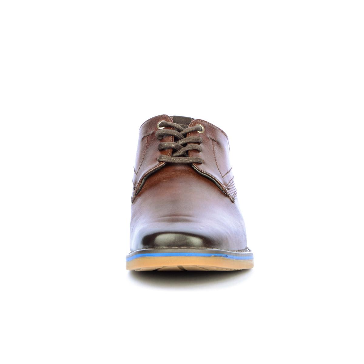 Zapato Casual Citizen café Max Denegri + 7cms de Altura _75827