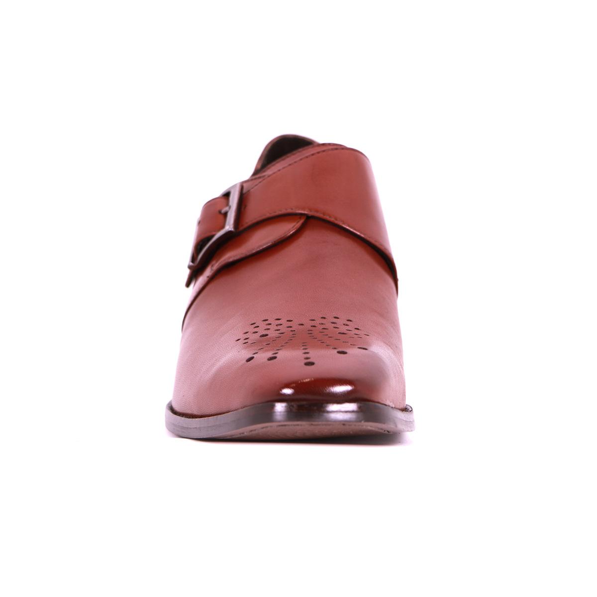 Zapato Formal Gentleman Café Oscuro Max Denegri +7cms de Altura_73375