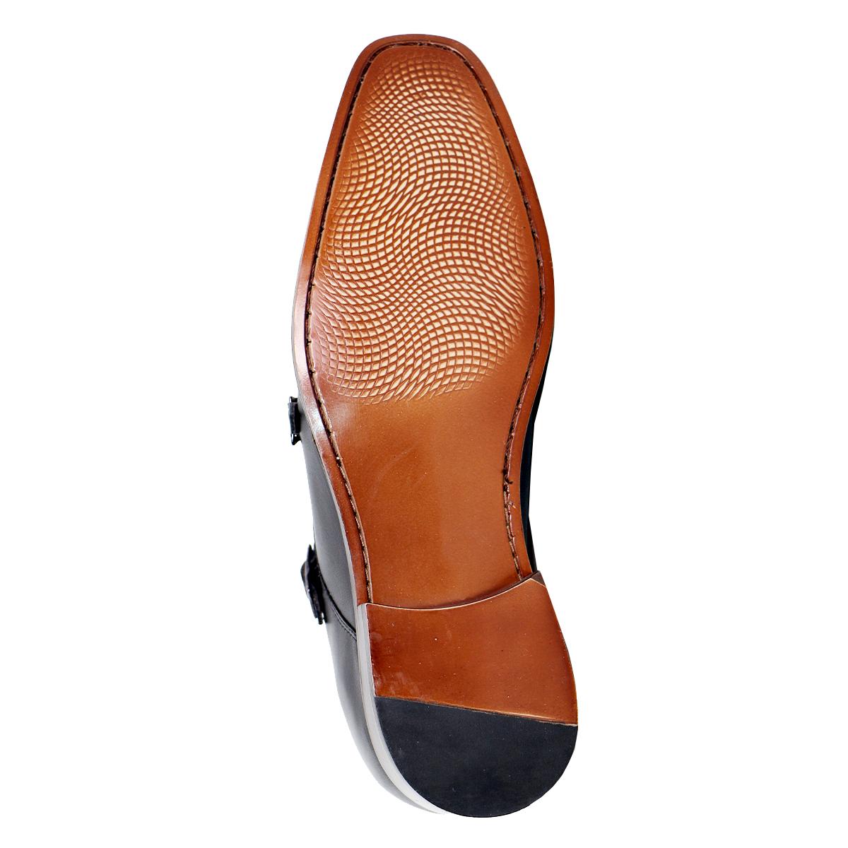 Zapato Formal Lawyers Negro Max Denegri +7cms De Altura_72744