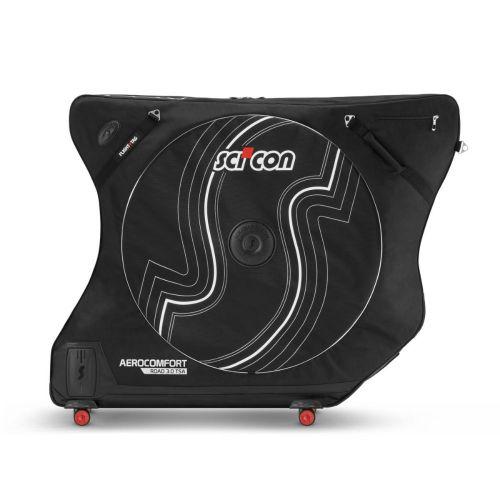 Bolsa Scicon Aerocomfort 3.0 Ruta TSA (Negro)