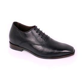 Zapato Formal Elegant Negro Max Denegri +7cm de Altura