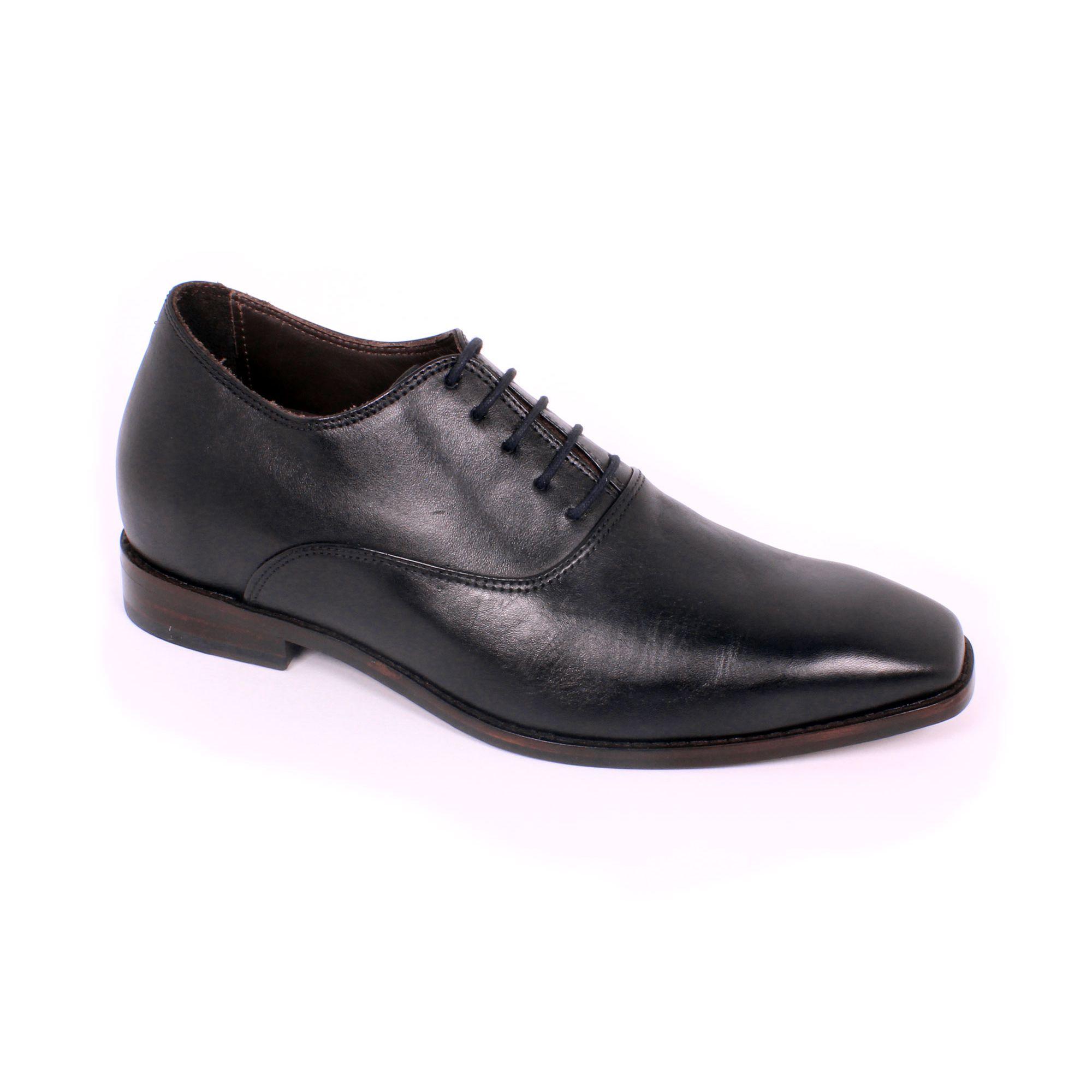 Zapato Formal Elegant Negro Max Denegri +7cm de Altura_70797