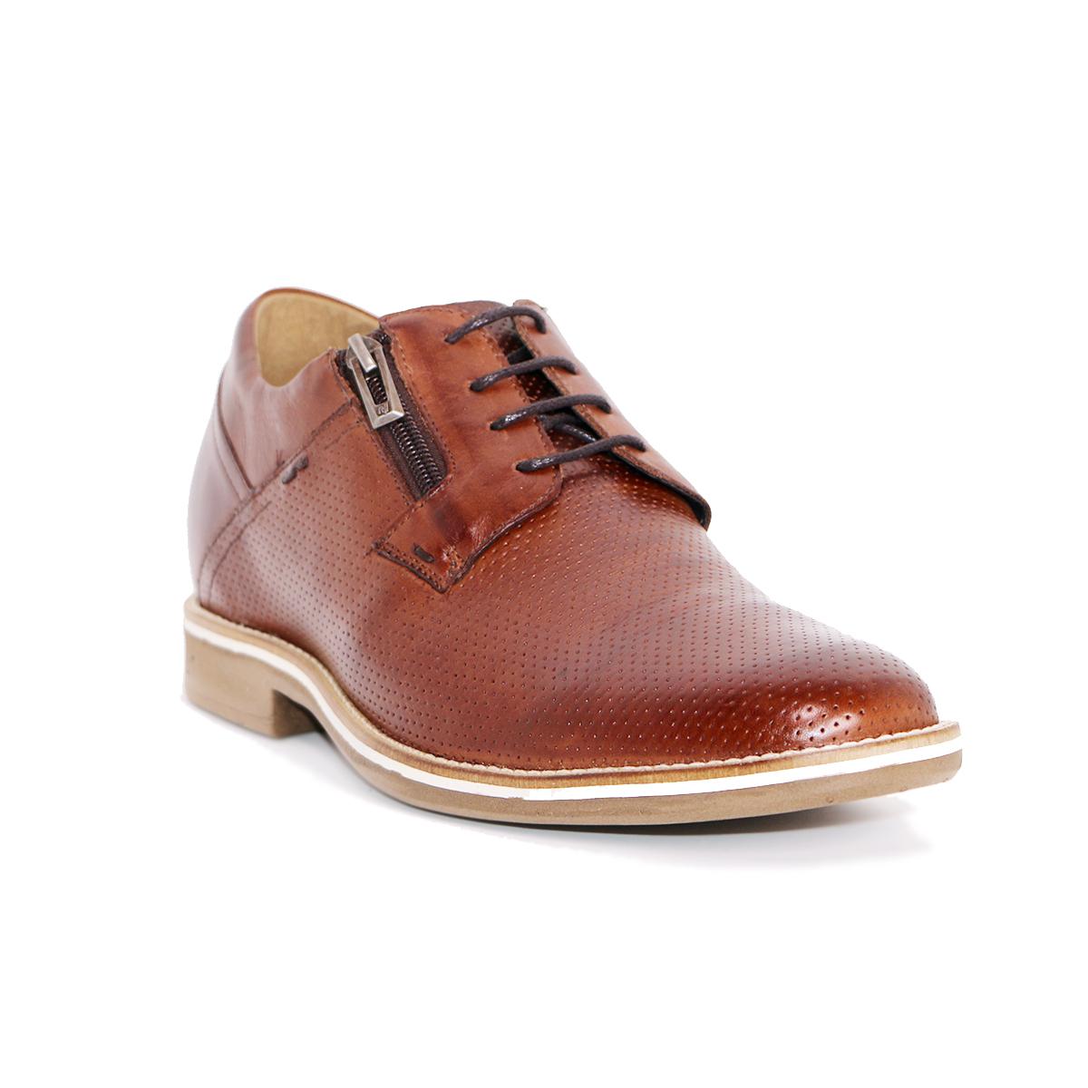 Zapato Casual Break Café Max Denegri +7cms De Altura_72930