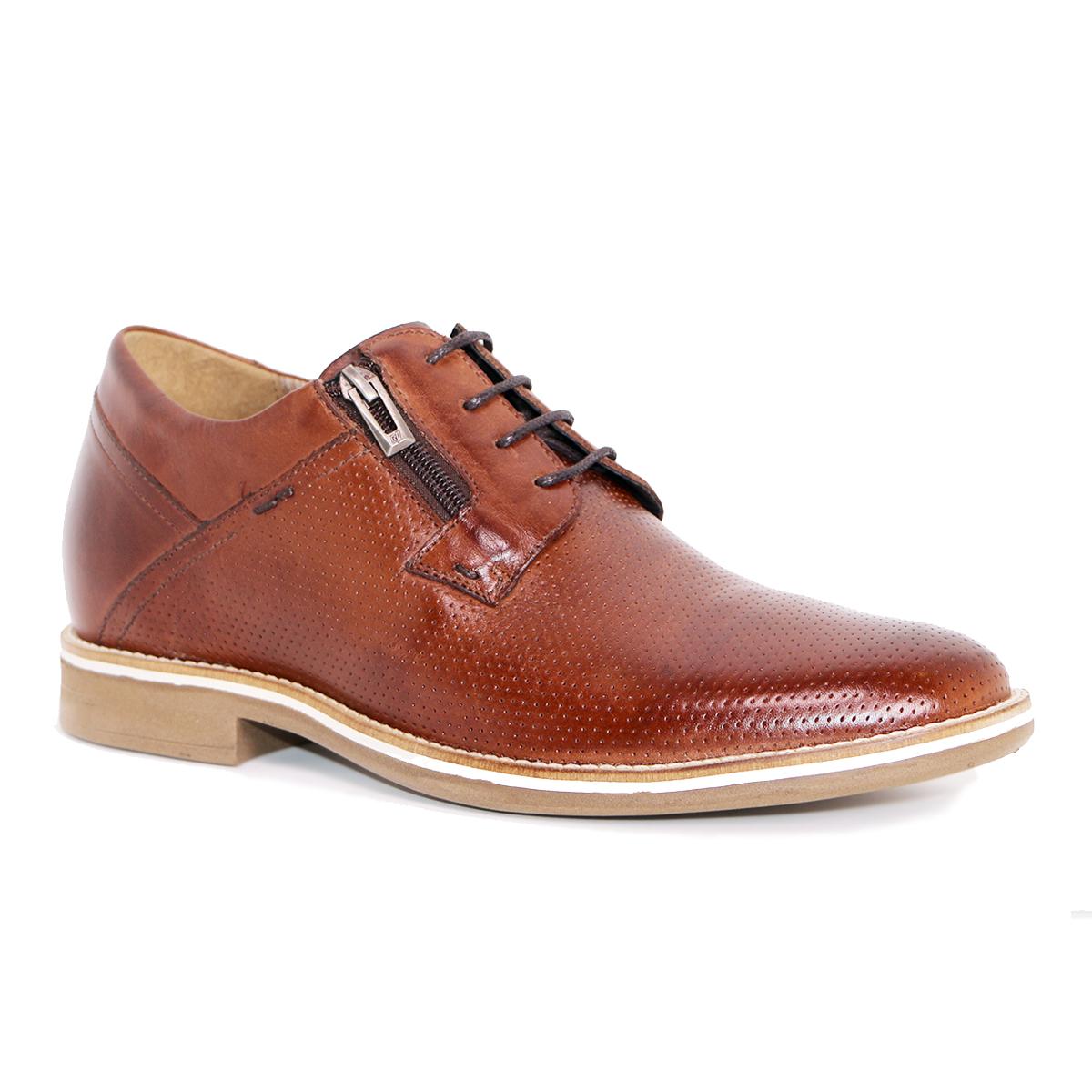 Zapato Casual Break Café Max Denegri +7cms De Altura_72929