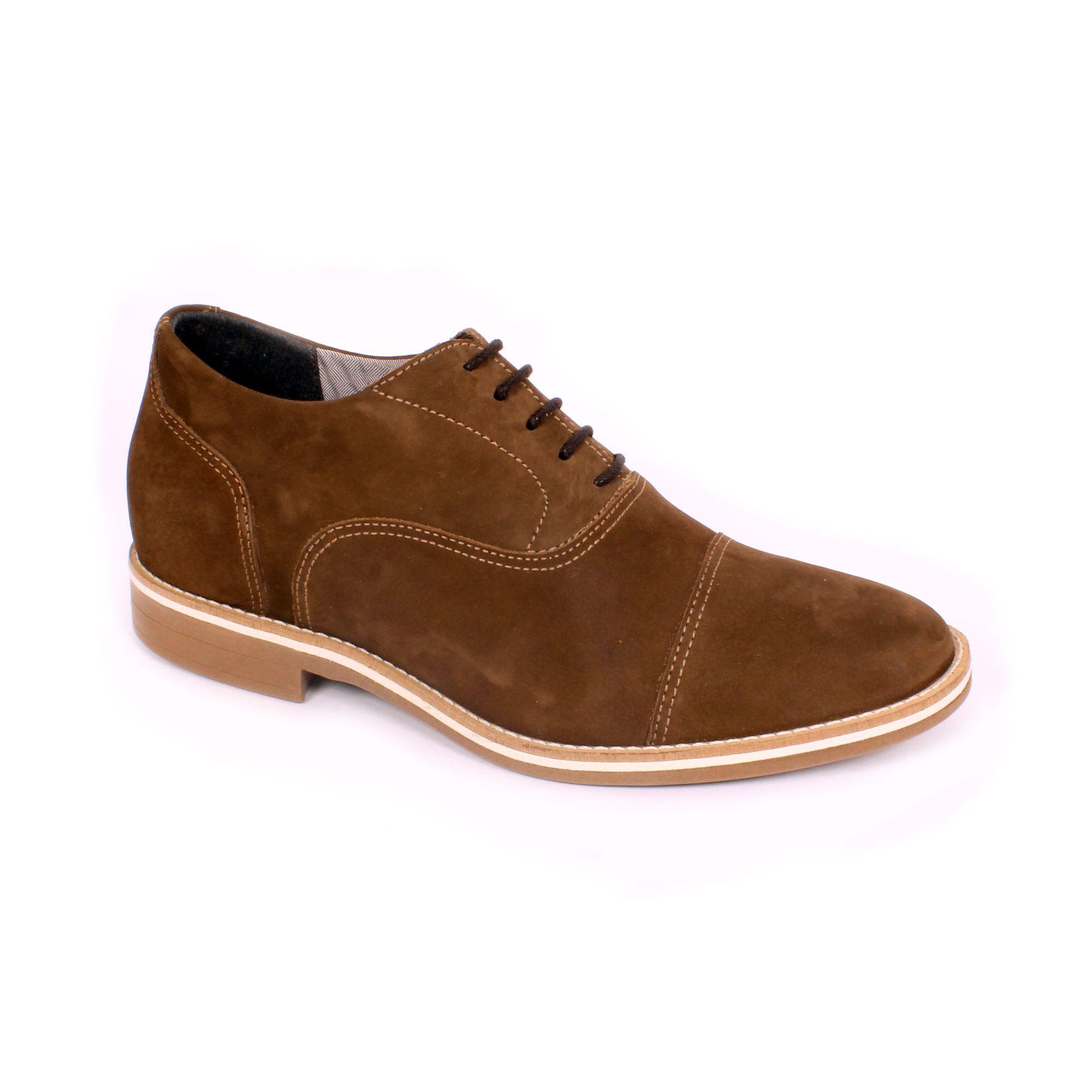 Zapato Casual Hippie Café Max Denegri +7cm de Altura_70870