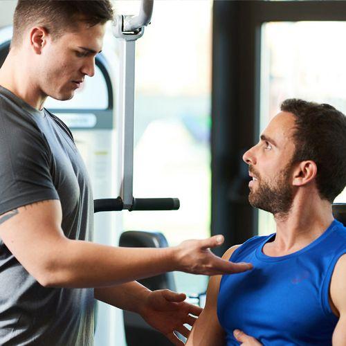 Certificación Fitness y Entrenamiento Personal SEMIPRESENCIAL