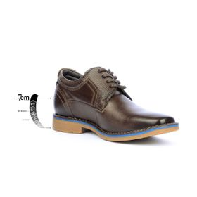 Zapato Casual Country Café Max Denegri + 7cms de Altura
