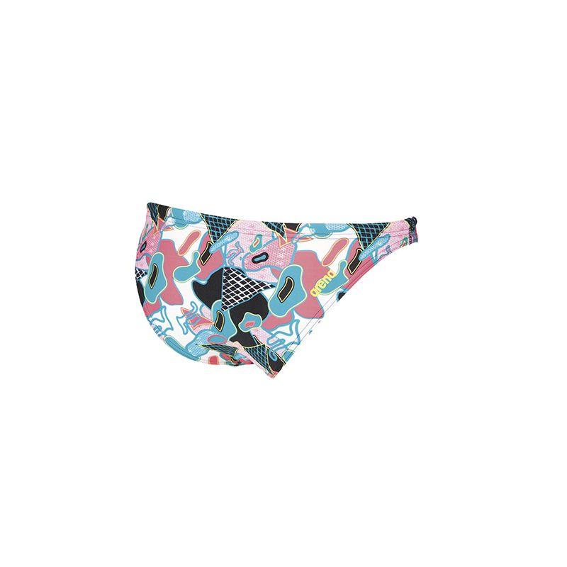 Bikini de Natación para Mujer arena Rule Breaker Real_4330