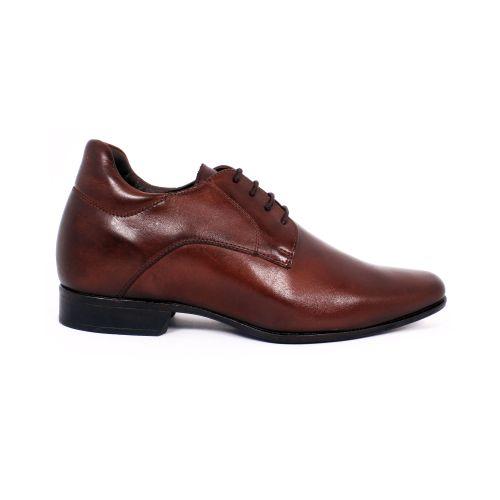 Zapato Formal Fashion Café Max Denegri +7cm de Altura