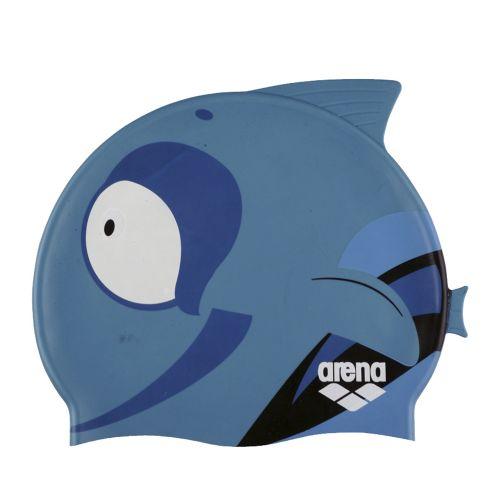 Gorro de Natación arena AWT Fish Cap para Niños