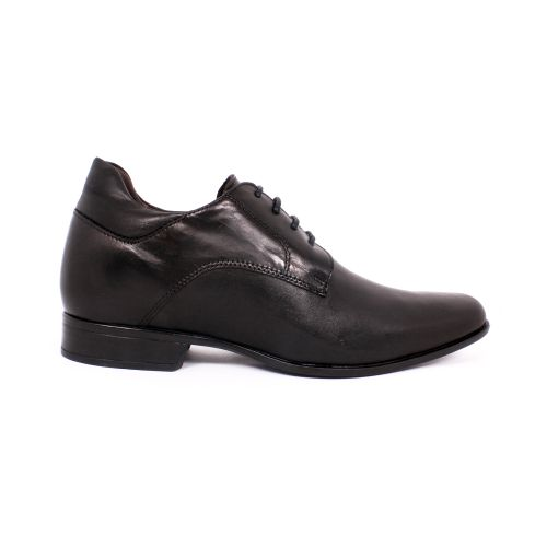 Zapato Formal Fashion Negro Max Denegri +7cm de Altura