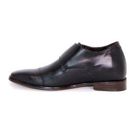 Zapato Formal Lawyers Negro Max Denegri +7cms De Altura_72742