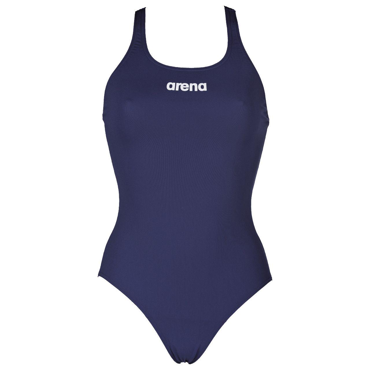 Traje de Baño Deportivo arena para Niña Solid Swim Pro con Forro_6030
