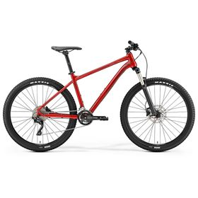 "Bicicleta Merida de Montaña Big Seven 300 2019 rodada 27.5"""