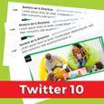 Paquete de contenidos para Twitter 10