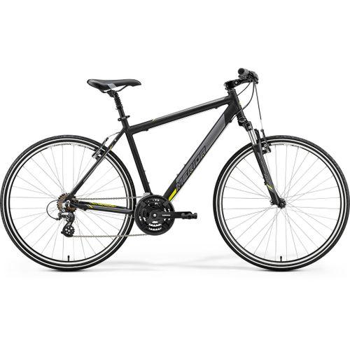 Bicicleta Merida de Trekking y Ciudad Modelo Crossway 10V 2019
