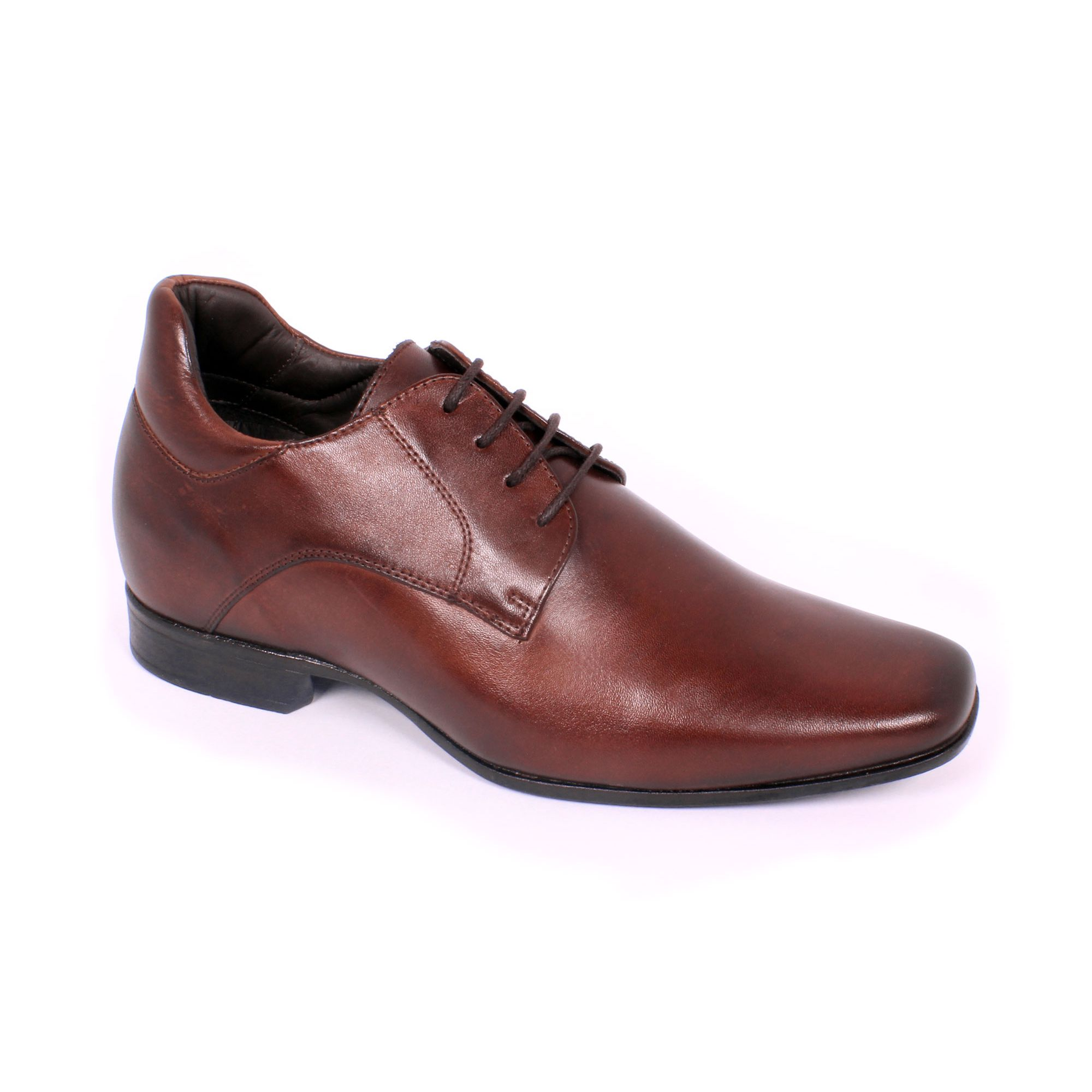 Zapato Formal Fashion Café Max Denegri +7cms de Altura_70822