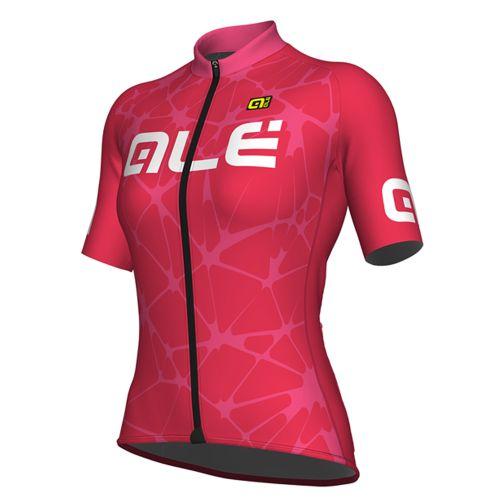 Jersey Alé Solid Cracle para Ciclismo de Mujer