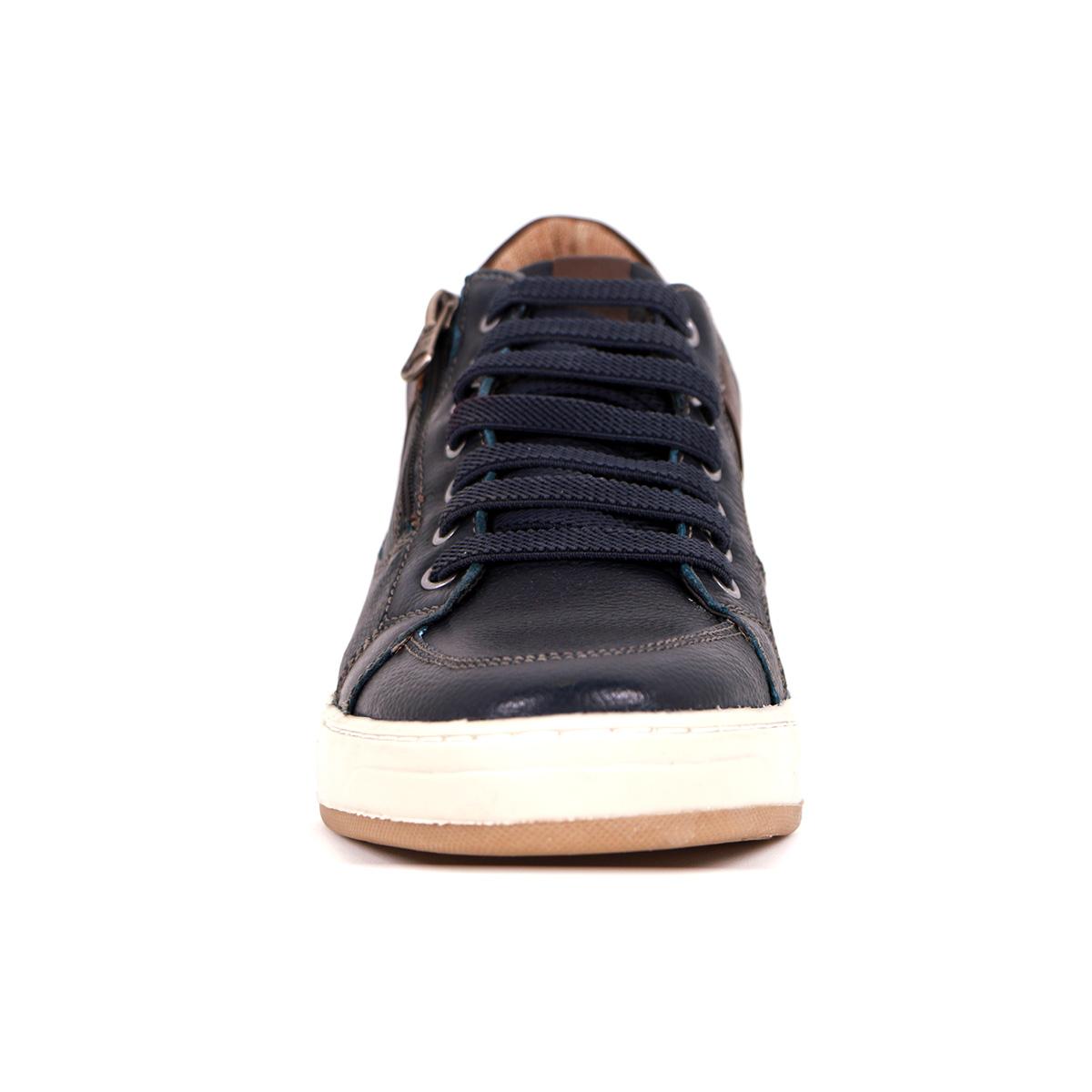 Tenis Hidden Jeans Max Denegri +7cms De Altura _73359