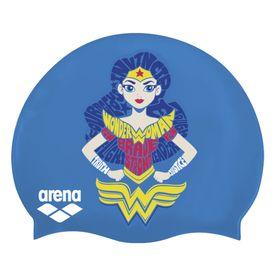 Gorro de natación arena SUPER HERO para niños_5024