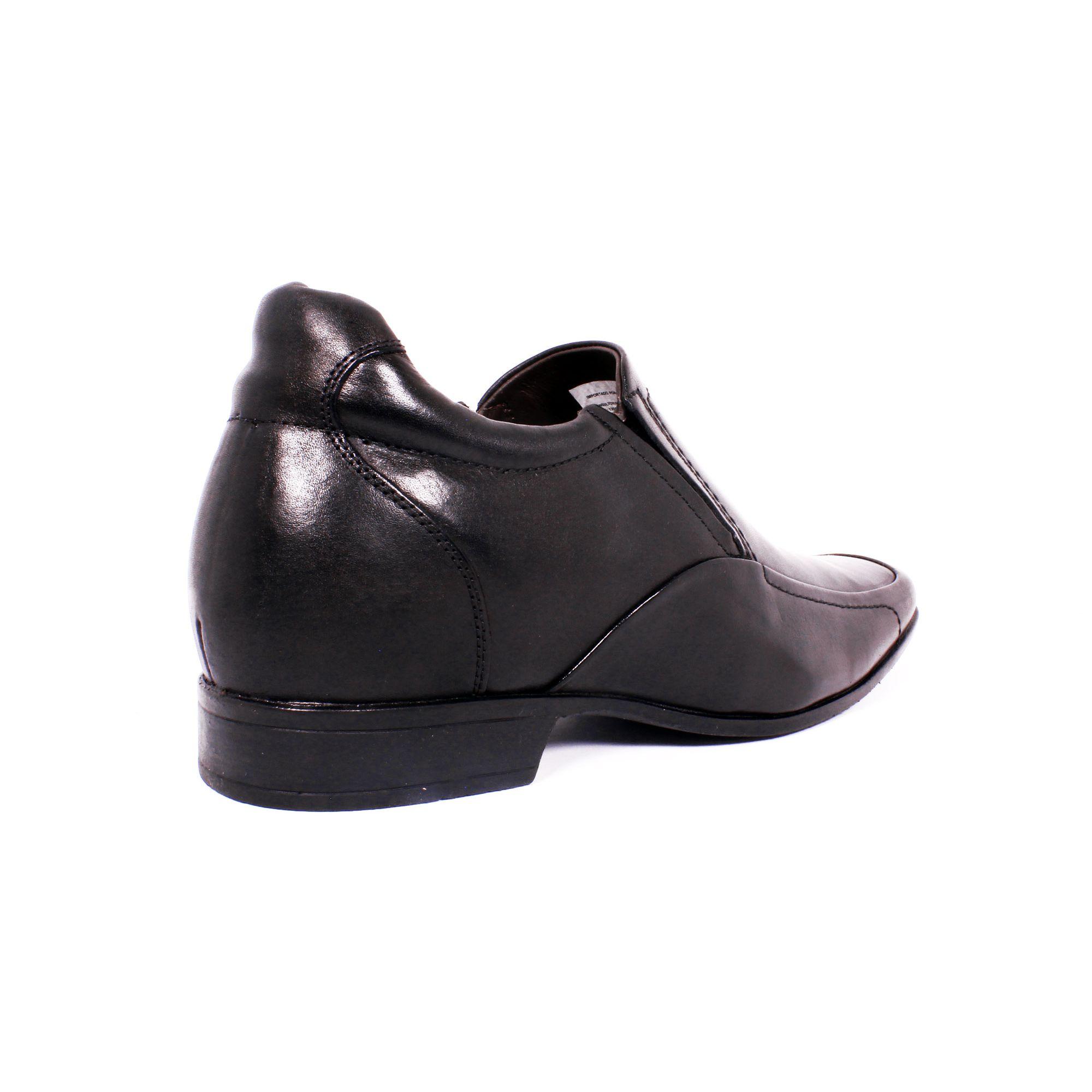 Zapato Formal Tabaco Negro Max Denegri +7cms de Altura_70843