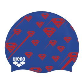 Gorro de natación arena SUPER HERO para niños_5026