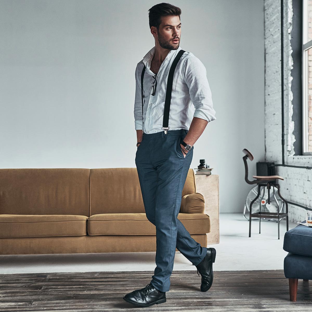 Zapato Formal British Negro Max Denegri +7cms de Altura_78270