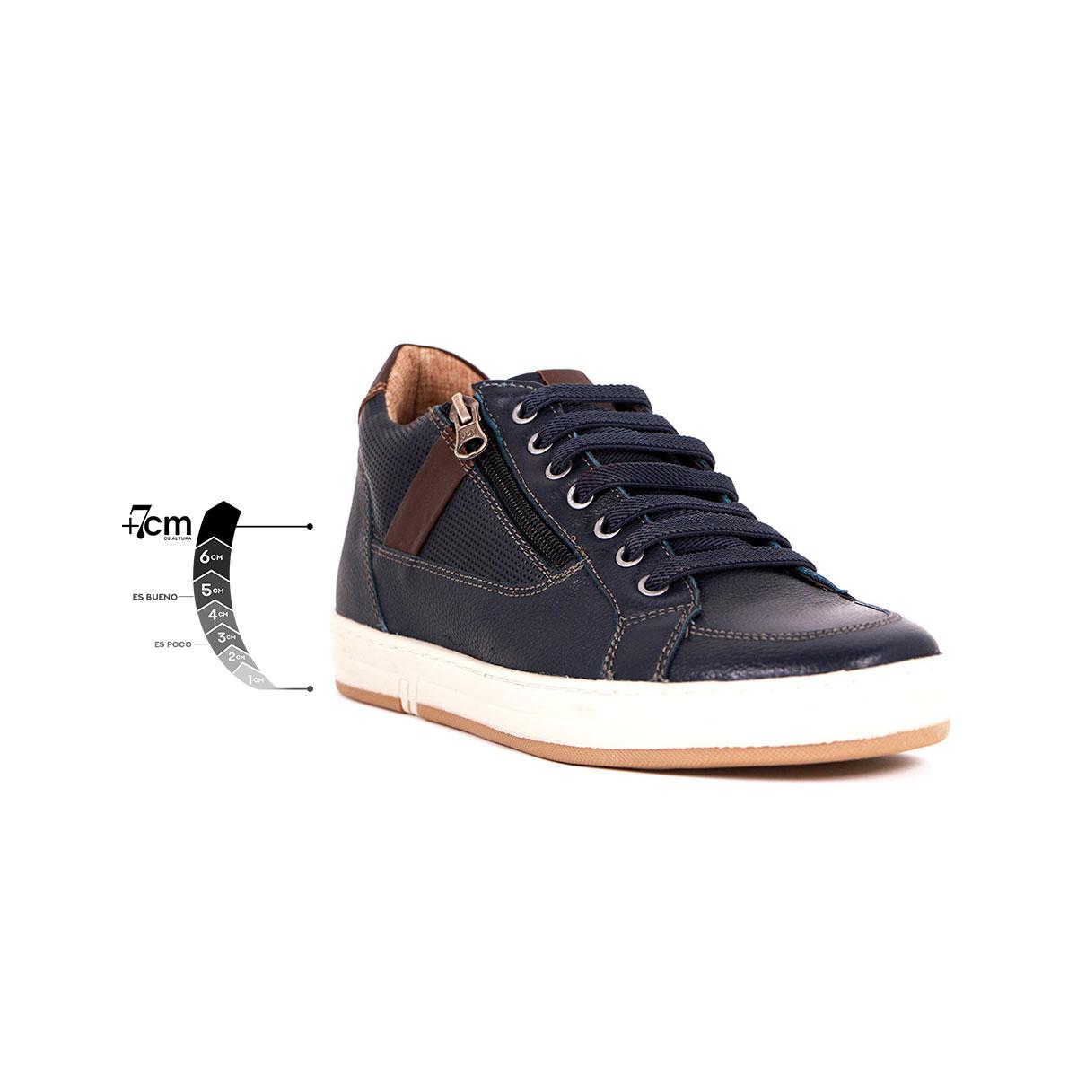 Tenis Hidden Jeans Max Denegri +7cms de Altura_76293