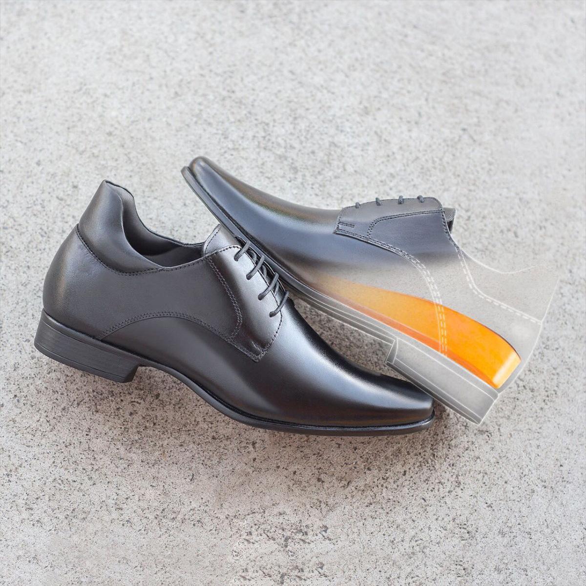 Zapato Formal British Vino Max Denegri +7cms de Altura_78273