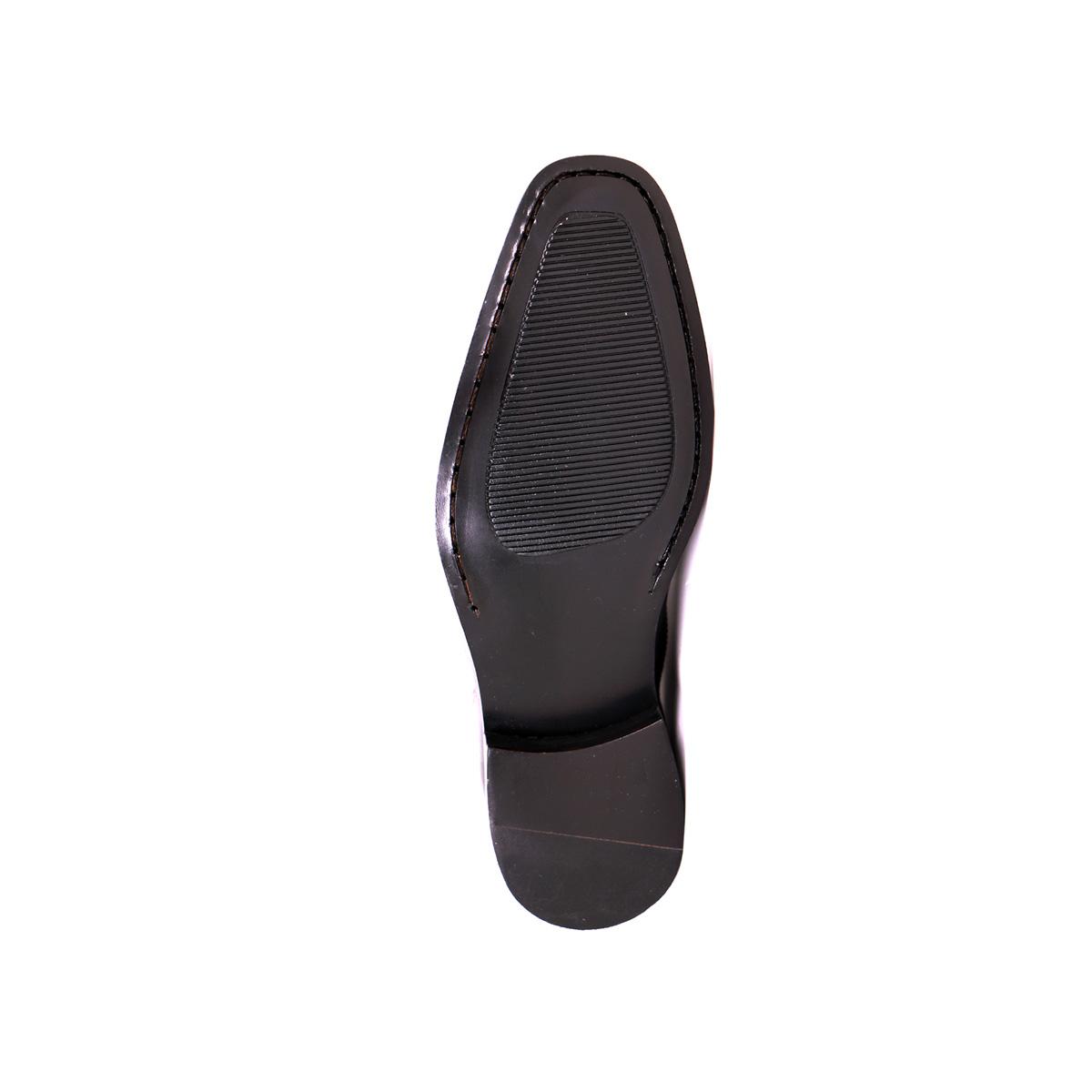 Botín Formal Lord Negro Max Denegri +7cms de Altura_73426