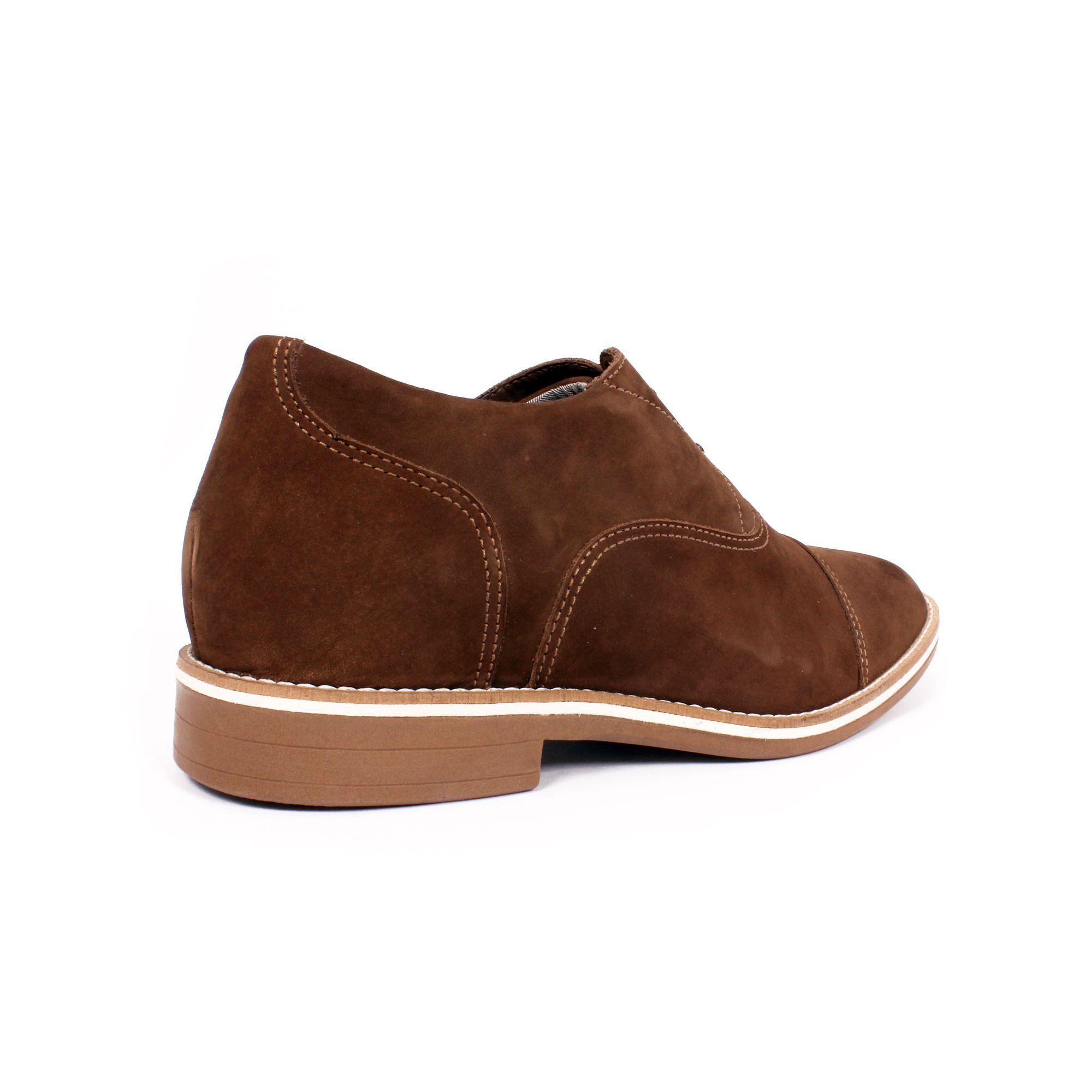 Zapato Casual Hippie Café Max Denegri +7cm de Altura_70872