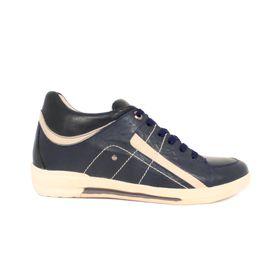 Zapato Casual Street Azul Max Denegri +7cm de Altura_70932