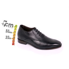 Zapato Formal Elegant Negro Max Denegri +7cm de Altura_74153