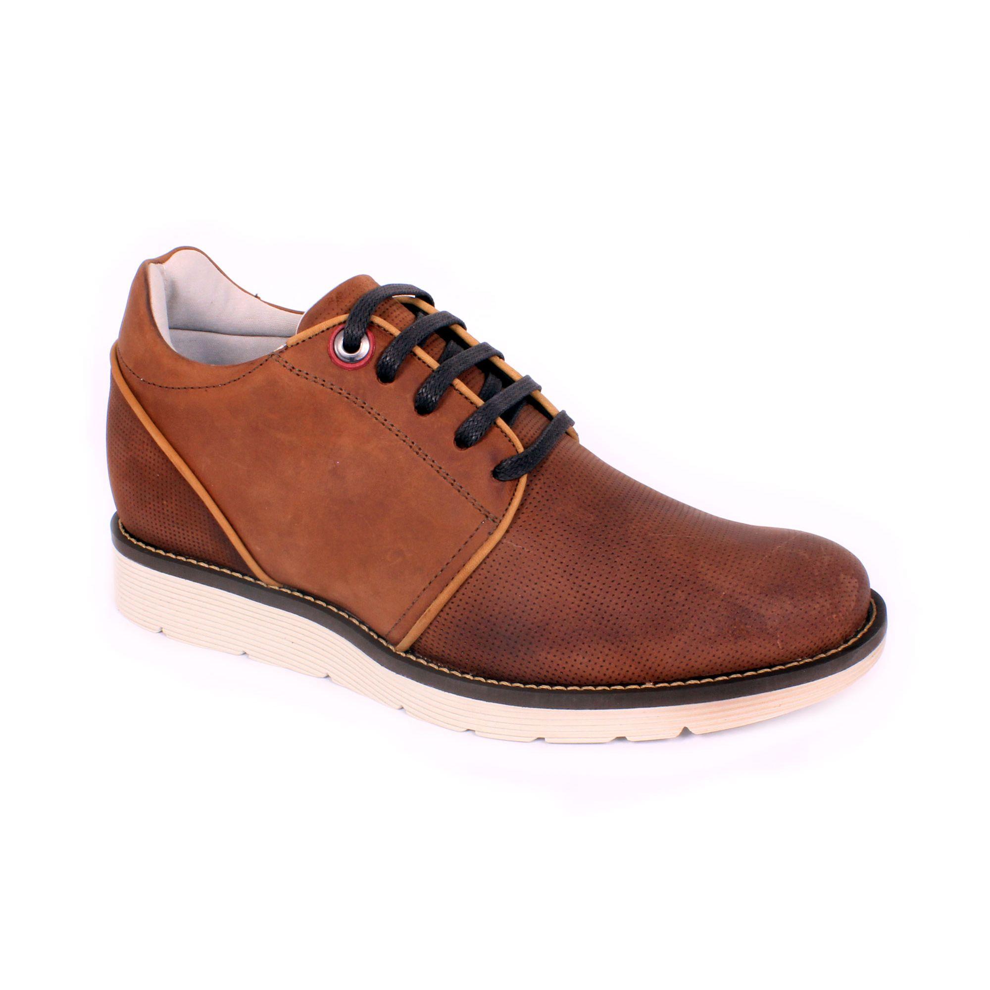 Zapato Casual Avenue Café Max Denegri +7cm de Altura_70774