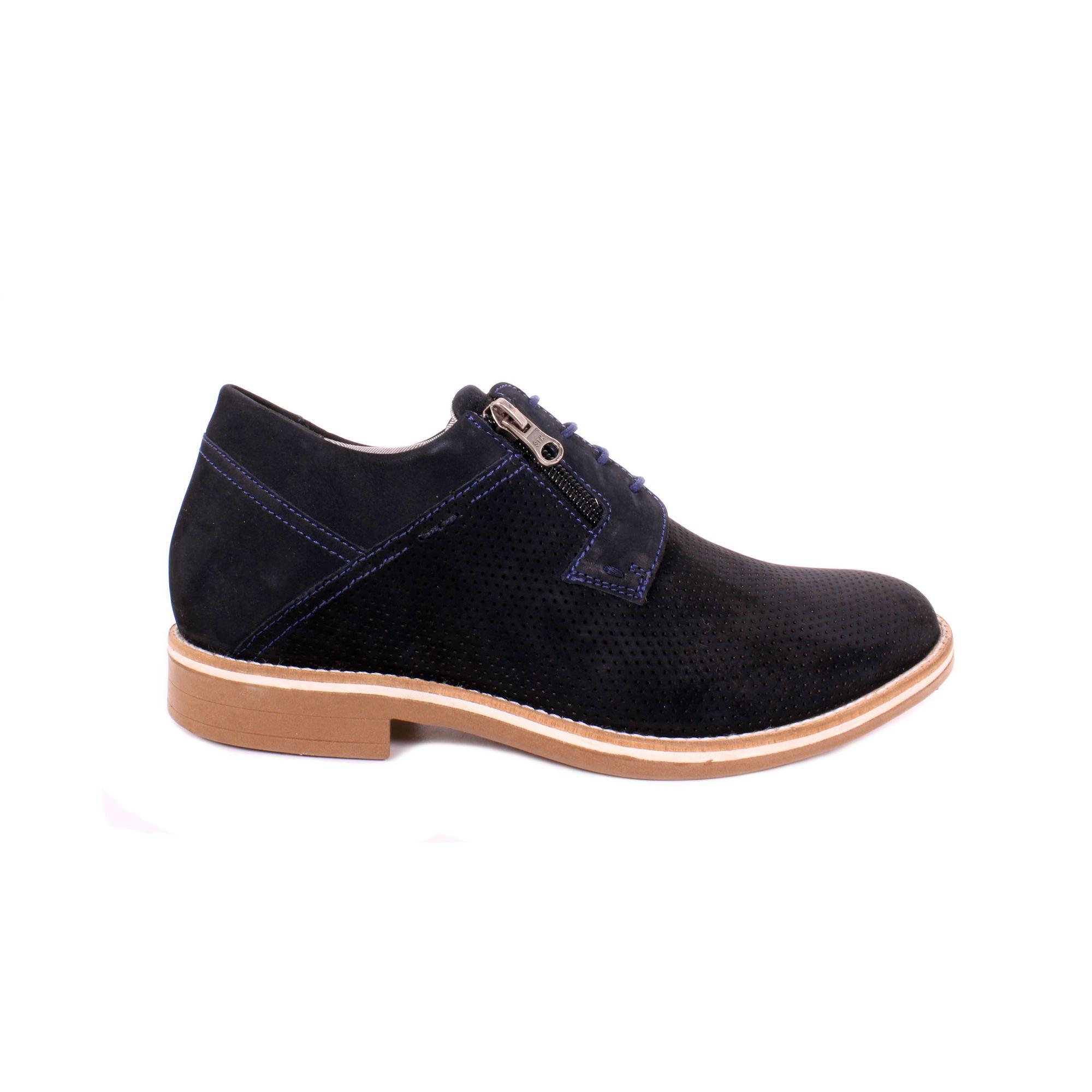 Zapato Casual Break Azul Max Denegri +7cm de Altura_70942